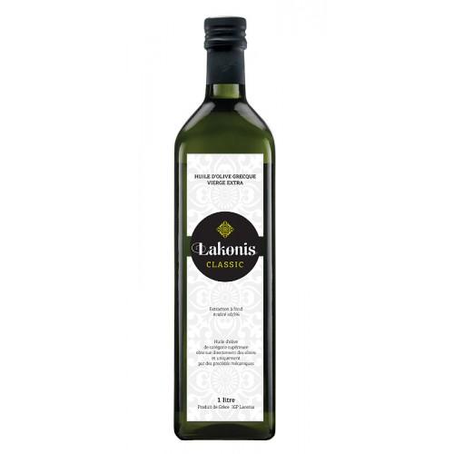 Huile d'olive LAKONIS Classic 1L