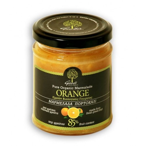 Confiture BIO Orange