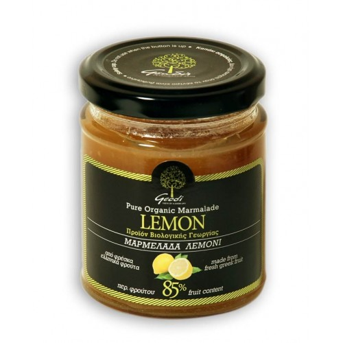 Confiture BIO Citron