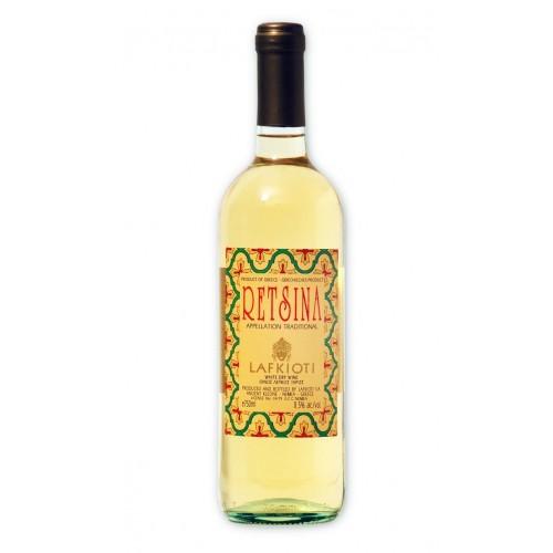Vin blanc résiné - RETSINA
