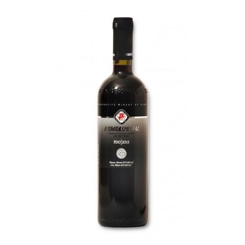 Vin rouge NEMEA - AOP