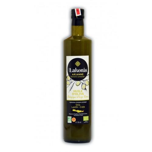 Huile d'olive  de Crète ARIANNE, BIO