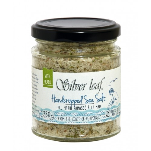 Sel marin aux herbes aromatiques