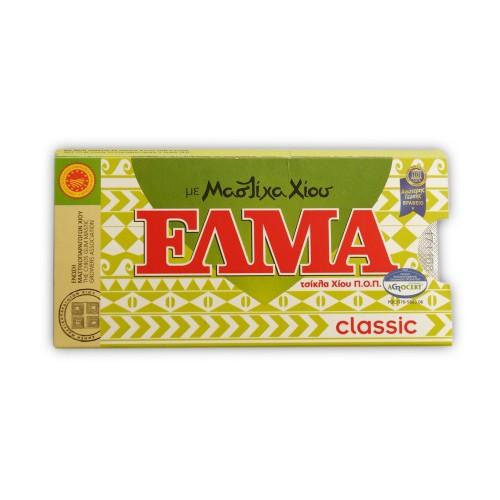 Chewing-gum au mastic de Chios
