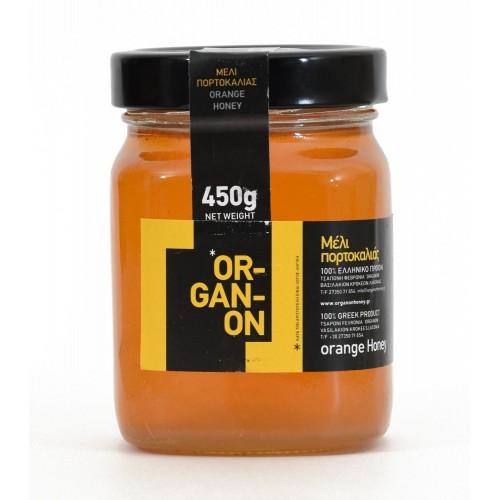 Miel de fleurs d'oranger