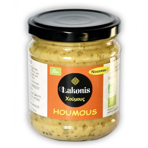Houmous bio grec