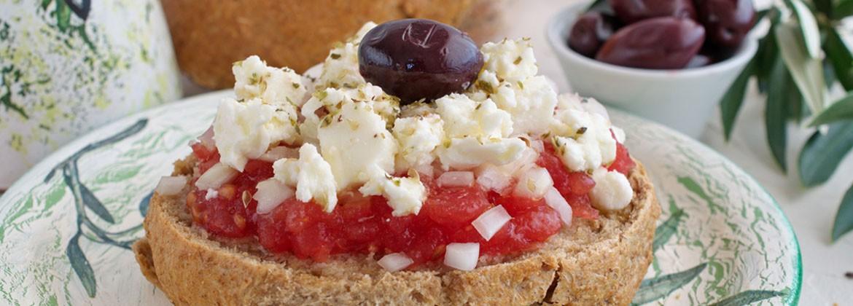 Paximadi de Crète - biscottes crétoises